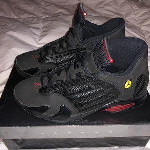 Jordan Shoes - Jordans last shot sneakers size 8
